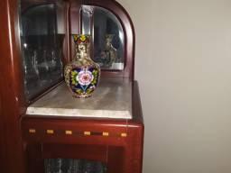 Cristaleira vintage
