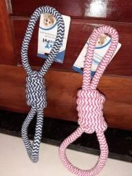 Puxador de corda para cães