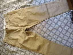 Calça Adidas originals Tam 40 marron claro nova