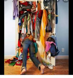 Organização de armários e Quarda-roupas