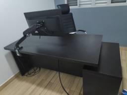 Mesa de Escritório Presidente