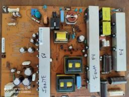 Tela e placas da tv LG 50 plasma modelo PJ 350