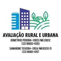 Avaliação de Imóveis Rurais e Urbanos
