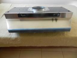 Temos exaustor whirlpool novo na caixa em inox apenas por R$599, importado usa