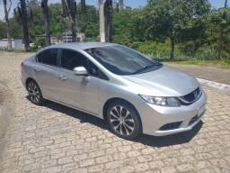Civic 2016 LXR 2.0 GNV Injetado IPVA 2021 Pago