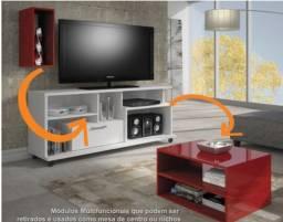 Título do anúncio: Rack Para Tv - com mesa de apoio