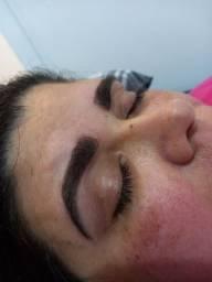Desaigner de sobrancelhas + lash lifting
