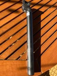 Canote de Selim Zoom Alumínio Preto 27,2 x 300mm