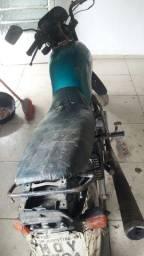 Moto leilao para rodar ou tirar peças