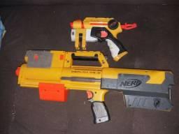 2 pistolas nerf (deploy cs-6)