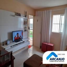 Residencial Serraria - 2/4, 44m², Sala, Cozinha, WC Social, (Todo no Porcelanato)