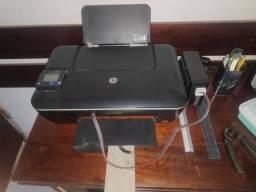 Impressora HP com Bulk