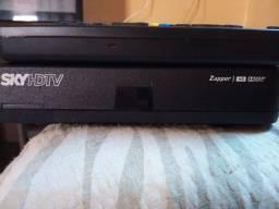 Receptor SKY HDTV pra vender logo