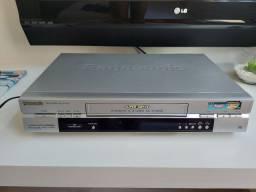 Aparelho VHS Panasonic | sem controle