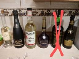 Bebidas Variadas - Valores na Descrição.