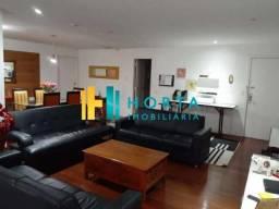 Apartamento à venda com 3 dormitórios em Copacabana, Rio de janeiro cod:CPAP30557