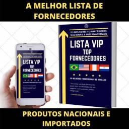 Lista de Fornecedores de todo o Brasil