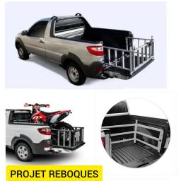 Fabricamos extensor de caçamba para todos os modelos de camionetas