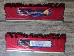 Memoria Ram G.Skill 4GB DDR4 2666MHZ