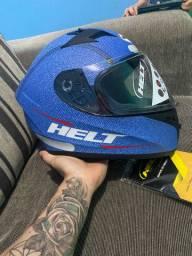 Capacete Helt - Modelo novo