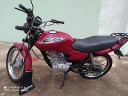Titan 125 vermelha ks