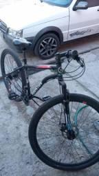 Bicicleta toda top