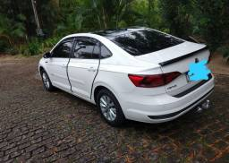 Vendo carro semi-novo virtus ano 2019 msi com 13.000km rodado te 21. *