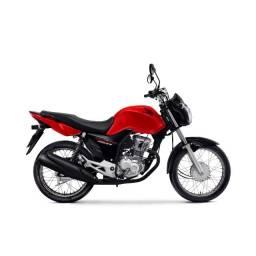 Honda CG 160 Start 2020/2020 Vermelha 0km