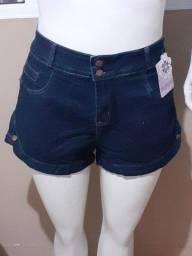 Shorts jeans Tam Plus Size 46 ao 54 em promoção meninas!