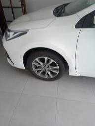 Corolla GLI 2018 18.000km único dono