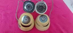 Câmeras HD USADAS