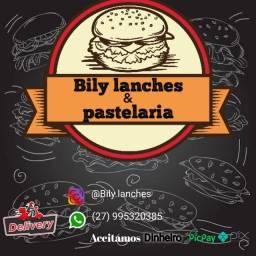 Bily Lanches promoção