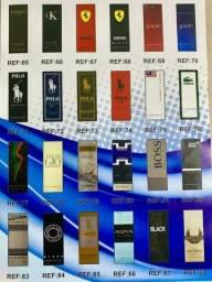 Kit 20 perfumes Frete Grátis todo Brasil