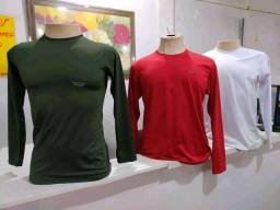 Camisas térmicas ótimas pra usar