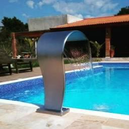 Cascata de piscina aço inoxidável 304 PROMOÇÃO