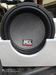 Sub MTX THUNDER 8000