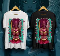Título do anúncio: Camiseta Yansã