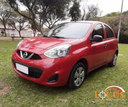Nissan March 1.0 Flex -2016
