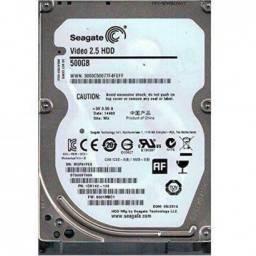 HD 500G para Notebook 150,00