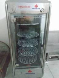 Máquina de assar Pro gaz