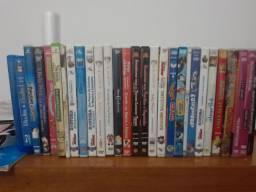 30 DVDs infantis