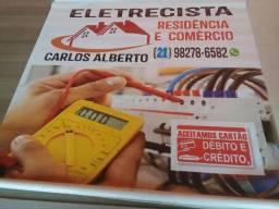 C.A Elétrica Comercial, Predial e Residencial