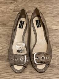 Sapato tamanho 37-38 Zara Novo!
