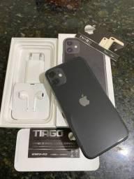iPhone 11 64gb,impecável,garantia de 7 meses