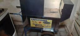 Vendo carrinho e estufa eletrica