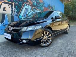 Civic LXL 1.8 Flex - AUT