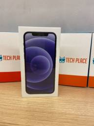 Novo!! Apple iPhone 12 128gb Preto// Lacrado// Garantia Apple// Loja na Savassi
