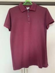 04 (quatro) Camisas Masculinas de Marca novas