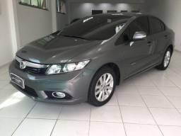 Civic LXR 2.0 Automático - 2014 (baixa km e impecável )