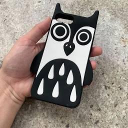 Capinha  de silicone para iPhone 7 PLUS. (LEIA A DESCRIÇÃO.)